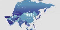 معلومات عن دول قارة آسيا