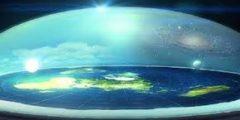 براهين على أن الأرض مسطحة تنسف دجل كروية الأرض