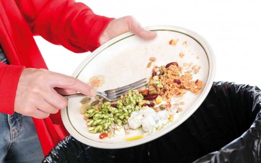 اهدار الطعام